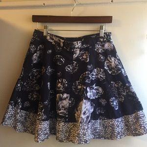Prabal Gurung for Target Full Floral Skirt